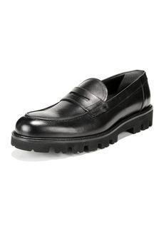Vince Men's Comrade Leather Lug-Sole Loafer