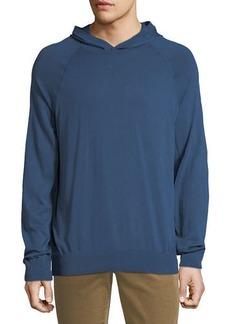 Vince Men's Cotton Pullover Hoodie