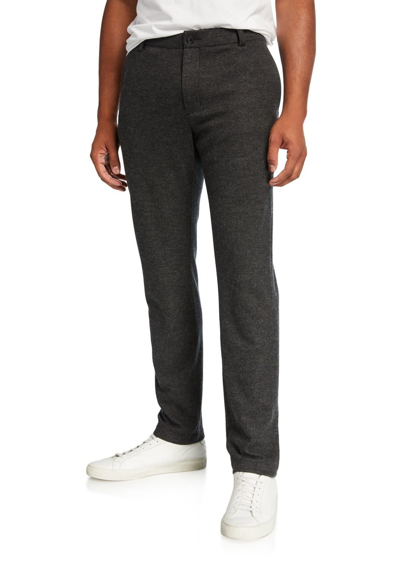 Vince Men's Cozy Wool Relaxed Pants