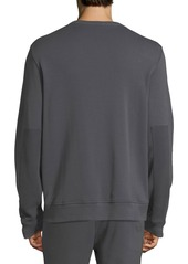 Vince Men's Crewneck Ottoman Sweatshirt