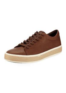 Vince Men's Ernesto Calf Leather Low-Top Sneaker