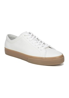 Vince Men's Farrell Calf Leather Low-Top Sneakers