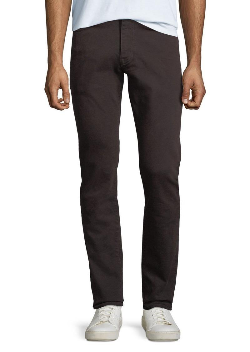 Vince Men's Five-Pockets Slim Twill Pants
