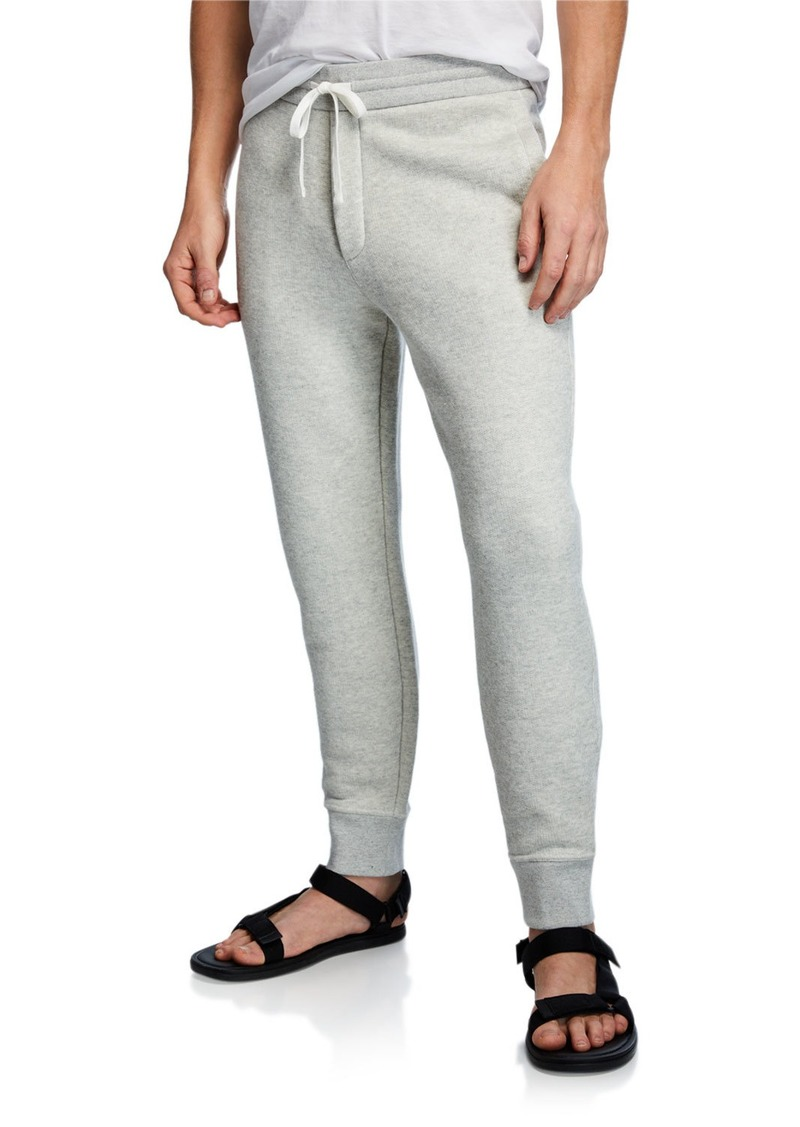 Vince Men's French Terry Sweatpants