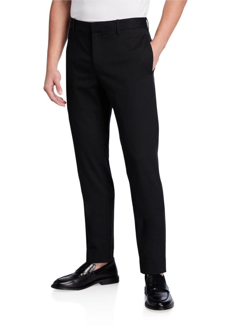 Vince Men's Griffith Chino Wool-Blend Pants