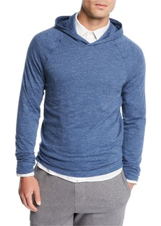 Vince Men's Hooded Pullover Sweater