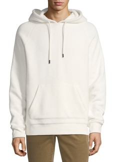 Vince Men's Hooded Terry Sweatshirt