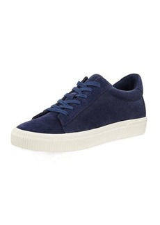 Vince Men's Kurtis Suede Low-Top Sneakers