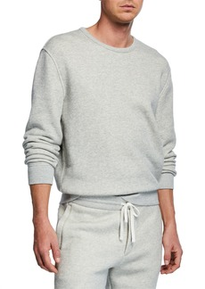 Vince Men's Long-Sleeve Crew Sweater