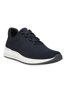 Vince Men's Nevan Knit Trainer Sneakers