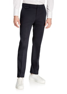 Vince Men's Officer Solid Chino Pants