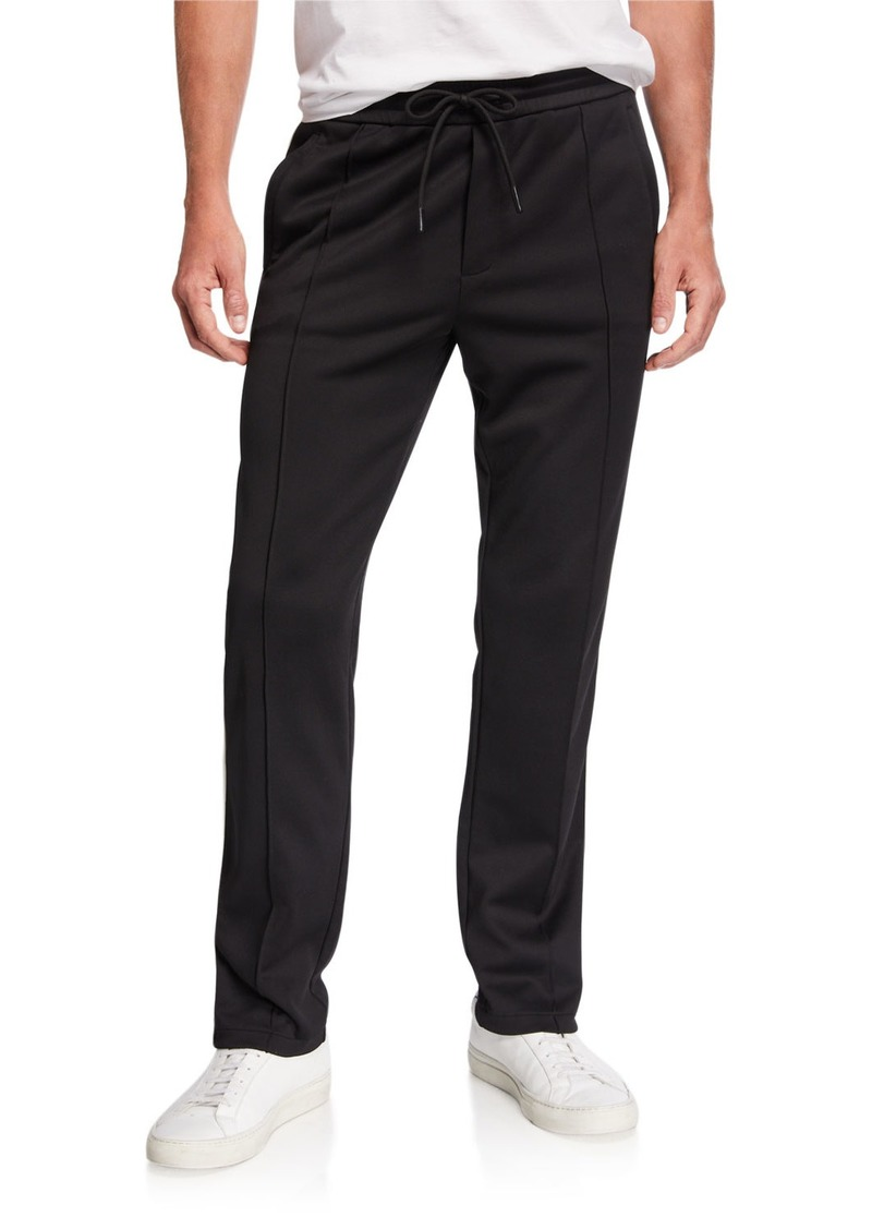Vince Men's Side Stripe Track Pants