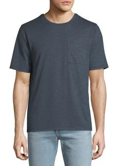 Vince Men's Single-Pocket Crewneck T-Shirt