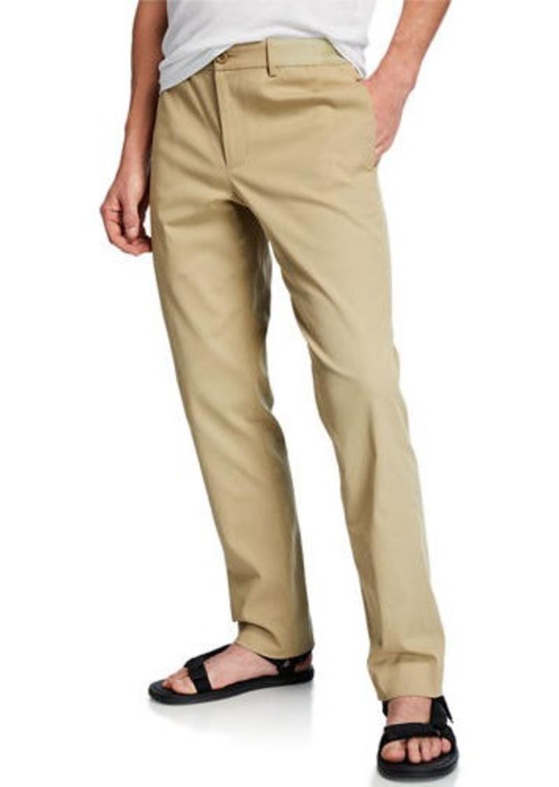 Vince Men's Slater Chino Crisp Cotton Pants