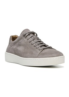 Vince Men's Slater Washed Nubuck Platform Sneakers