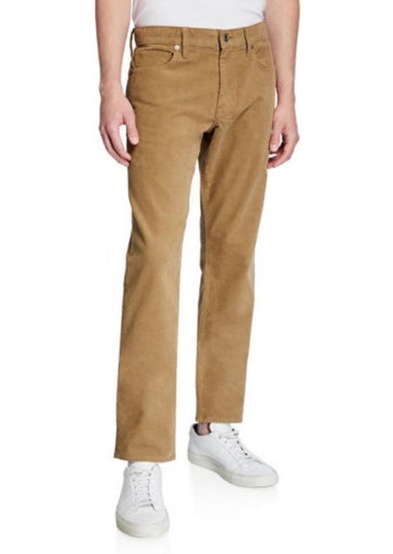 Vince Men's Slim Sportswear Corduroy Pants