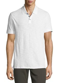 Vince Men's Slub Pique Polo Shirt