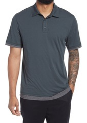 Vince Double Layer Polo