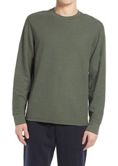 Men's Vince Regular Fit Double Knit Thermal Shirt