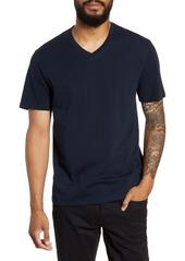 Men's Vince Regular Fit Garment Dyed V-Neck T-Shirt