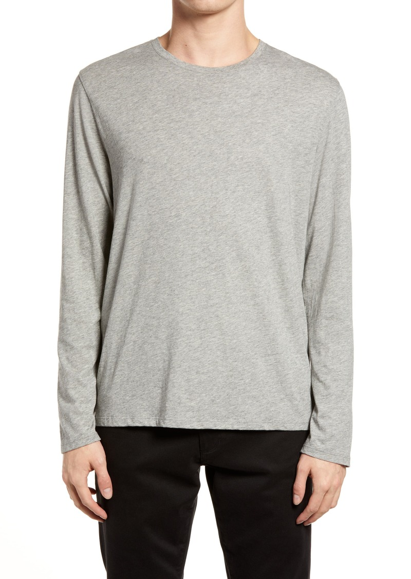 Men's Vince Regular Fit Long Sleeve Crewneck T-Shirt