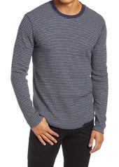 Men's Vince Stripe Crewneck Sweater