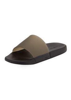 Vince Men's West Coast Rubber Slide Sandal