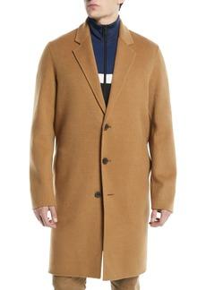 Vince Men's Wool-Blend Car Coat