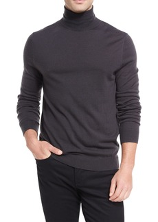 Vince Men's Wool-Cashmere Turtleneck Sweater