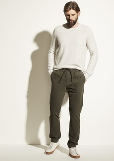 Vince Micro Cord Pull On Pant