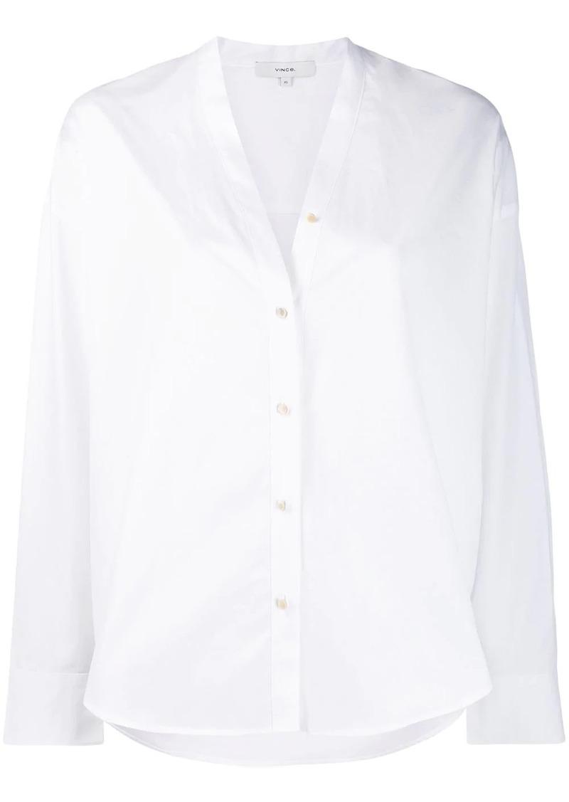 Vince minimal blouse