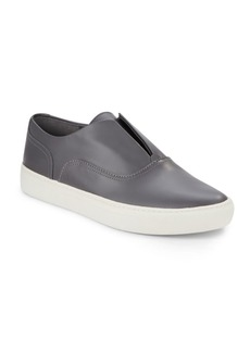 Vince Nelson Leather Slip-On Skate Shoes
