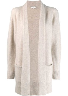 Vince open-front knit cardi-coat