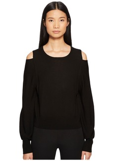 Vince Overlap Shoulder Slit