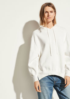 Vince Oversized Cotton Hoodie