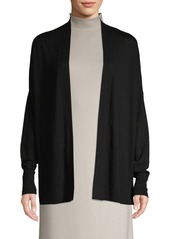 Vince Oversized Open-Front Cardigan