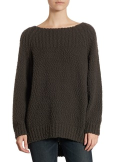 Vince Oversized Popcorn Sweater