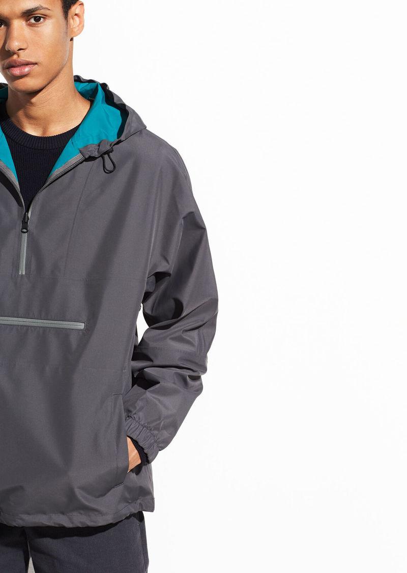 Vince Packable Anorak Jacket