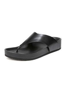 Vince Padma Leather Platform Sandal