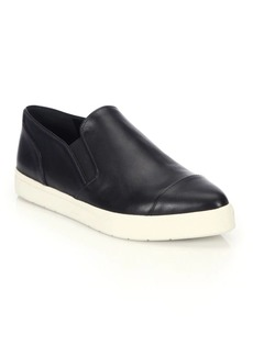 Vince Paeyre Leather Skate Sneakers