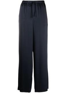 Vince pajama-style silk trousers