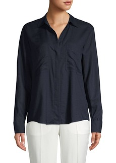 Vince Patch Pocket Shirt