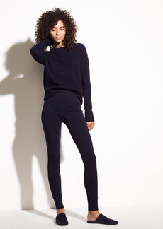 Stretch-Cotton Legging