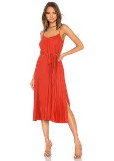 Pleated Cami Dress