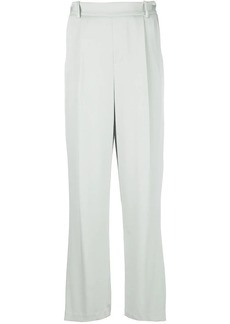 Vince pleated palazzo pants