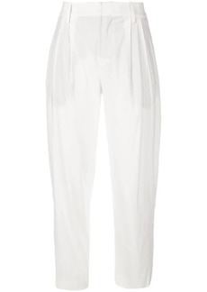 Vince pleated trousers