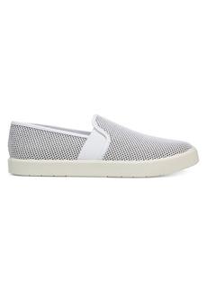 Vince Preston-B Leather Slip-On Sneakers