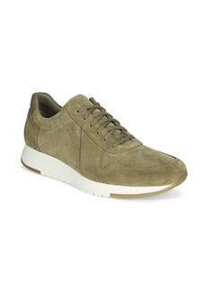 Vince Pryor Suede Sneakers