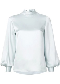 Vince puffball sleeves blouse