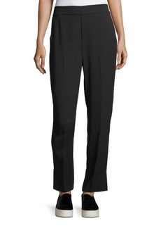 Pull-On Crepe Lounge Pants